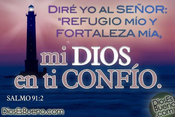 Dios en ti confío