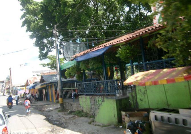 Diez personas heridas dejó explosión en Puerto Berrio, Antioquia, COLOMBIA