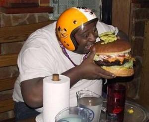 comidas grasosas