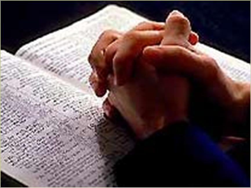 Controle su ira con la oración