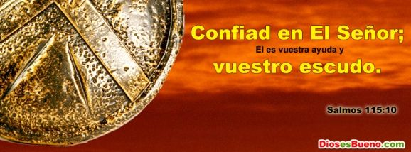 Confiad en El Señor