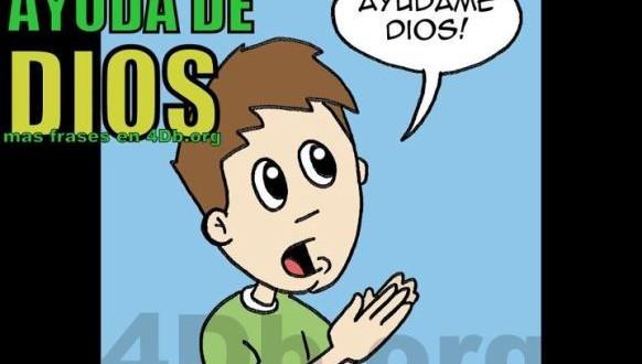 Dios Es Bueno Frases y Reflexiones  (10)