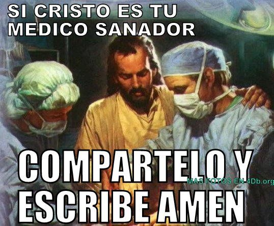 Dios Es Bueno Reflexiones Cristo Es Tu Medico Sanador