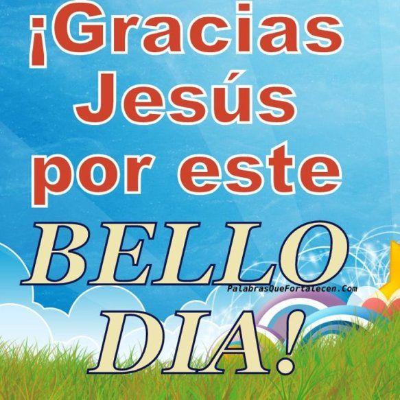 Dios Es Bueno Frases y Reflexiones Bello Día