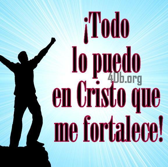 Dios Te Habla Filipenses 4:13 Imagenes de Dios Es Bueno Para compartir en Facebook