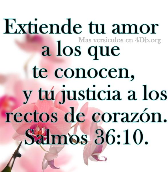 Salmos 36:10 Palabras Que Fortalecen Imagenes de Dios Es Bueno Para compartir en Facebook