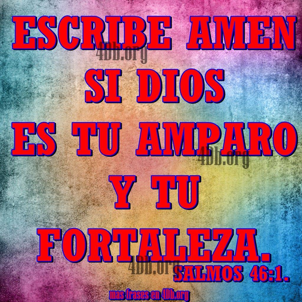 Dios Es Tu Amparo Frases De Amor Dios Es Bueno Diosesbueno Com