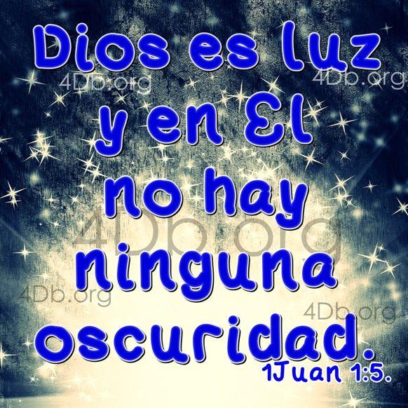 Dios es la Luz 1 Juan 1:5