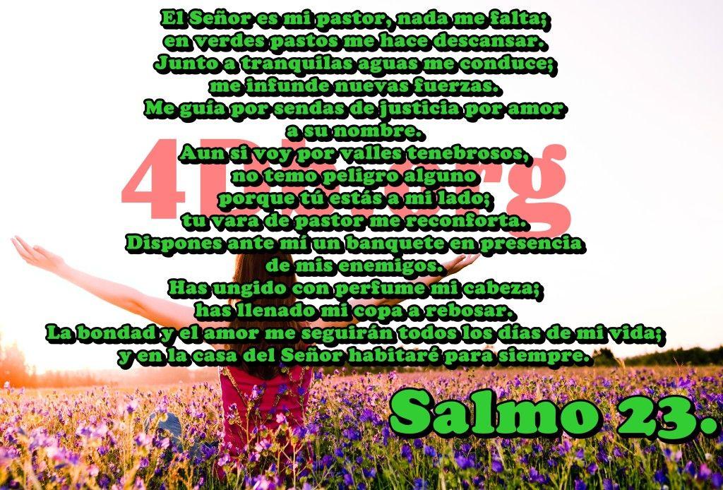 imagen de salmos 23