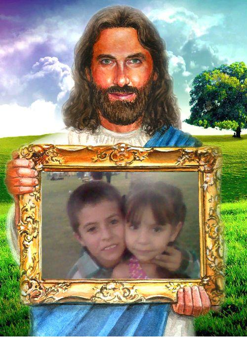 Crea tu propio fotomontaje con Jesus
