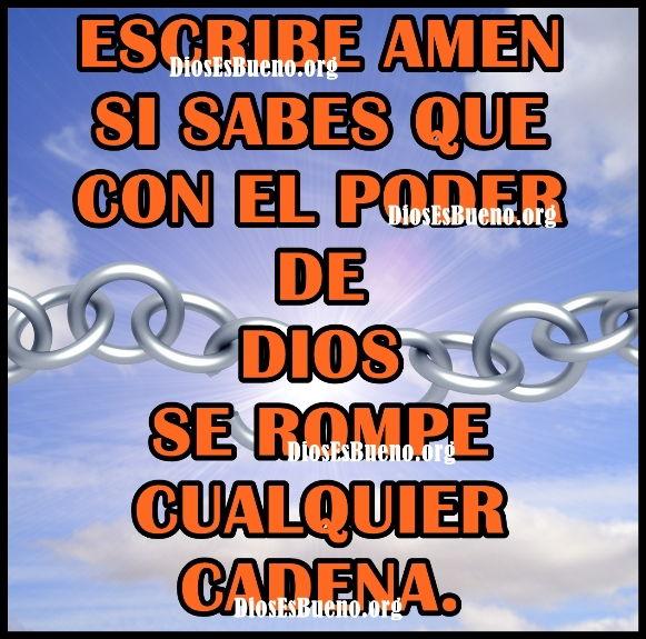 Con El Poder De Dios