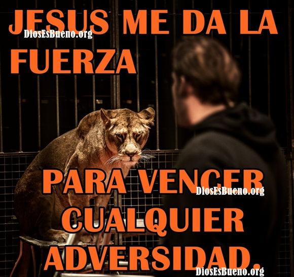 Jesús Me Da La Fuerza