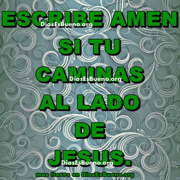 Al Lado De Jesús