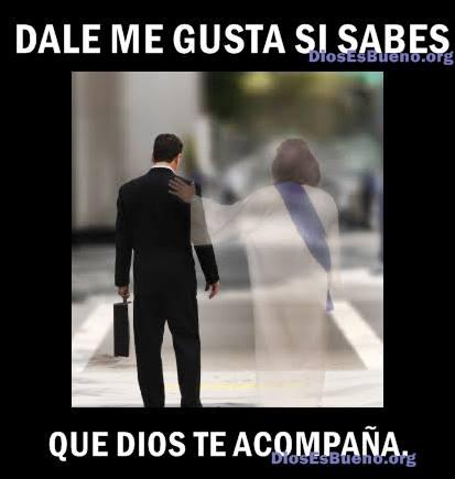 Dios te acompaña