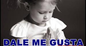 Quiero mas de ti Señor, dale me gusta si necesitas a Dios