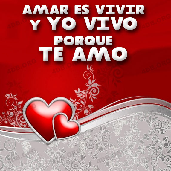 Amor Es Vivir