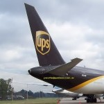 Avión de UPS se estrella en Birmingham, Alabama