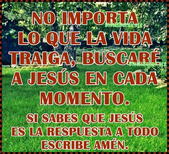 Buscare a Jesus