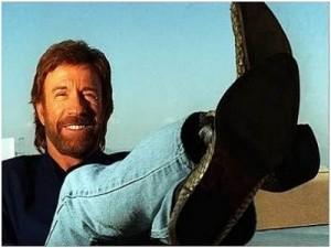 Chuck Norris La fe que vence al mundo