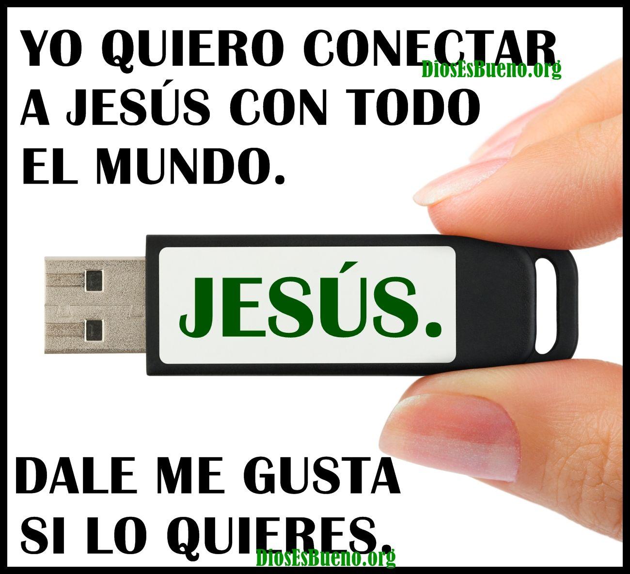 Yo Quiero Conectar a Jesús
