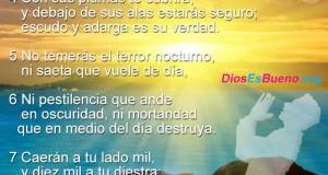 Salmo 91 Caerán A Tu Lado