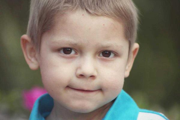 4 días antes de morir, un niño habla de su deseo de ir al cielo con Jesús