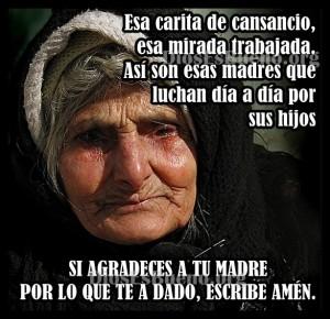Dios bendiga a las mamas