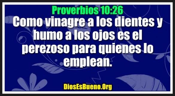 Proverbios 10:26