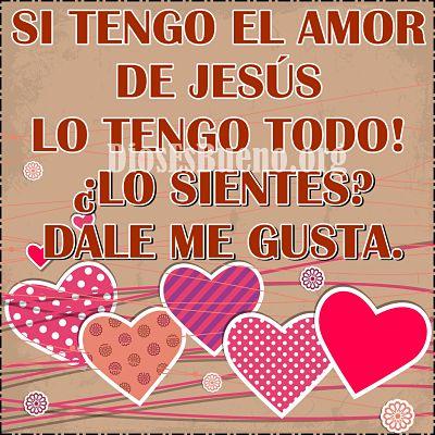 El Amor De Jesus