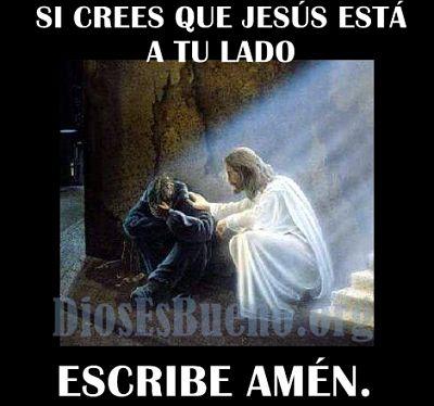 Jesus Esta A Tu Lado