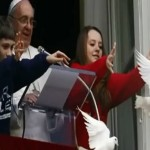 Le piden al papa que no abuse de las palomas