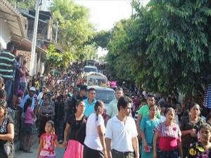 Matan a seis evangélicos en San Salvador