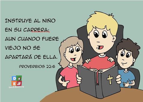 Proverbios 22-6