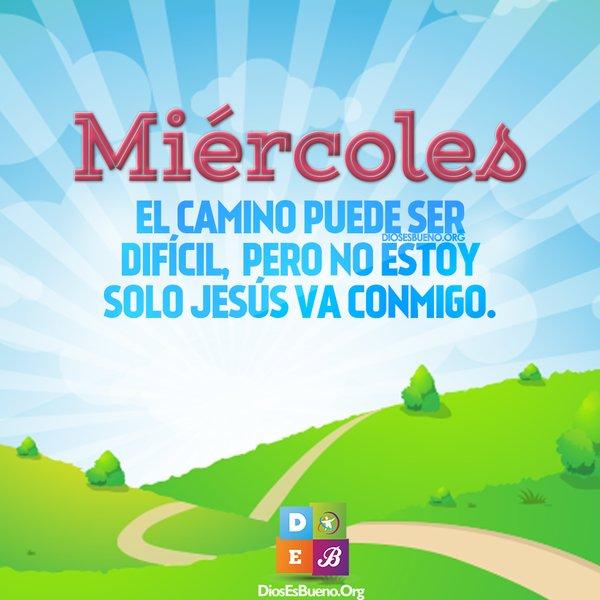 Miercoles Jesus Va Conmigo