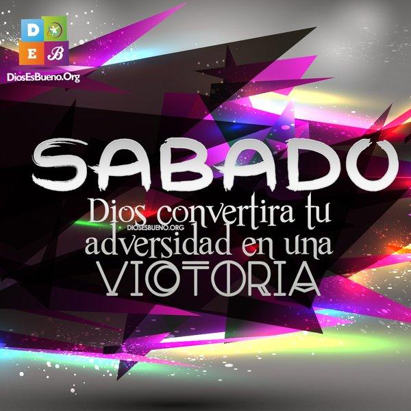 Sabado Convertira Tu Adversidad