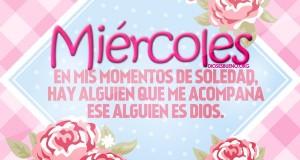 Miercoles Es Dios