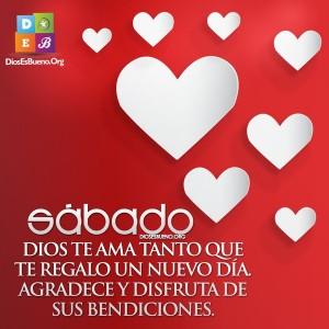 Sabado Dios Te Ama