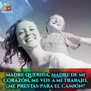 Madre Querida,