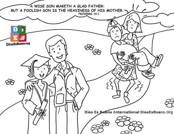 a wise son maketh a glad father essay A wise son maketh a glad fatherとは。意味や和訳。知恵のある子は父の喜び〈〔聖書〕 prov10:1〉 - 80万項目以上収録、例文.