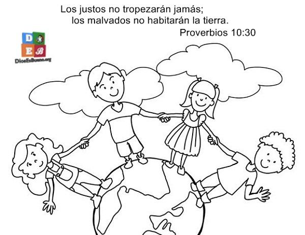 Los justos no tropezarán. Proverbios 10:30
