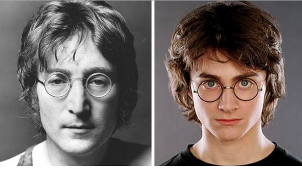 JOHN LENNON Y HARRY POTTER