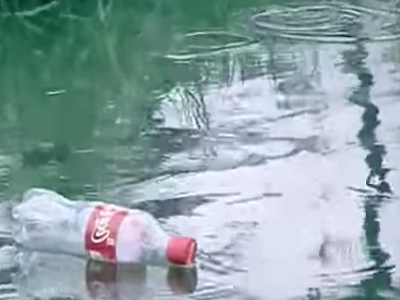 ¿Cómo reciclar botellas de plástico ? (VIDEO)