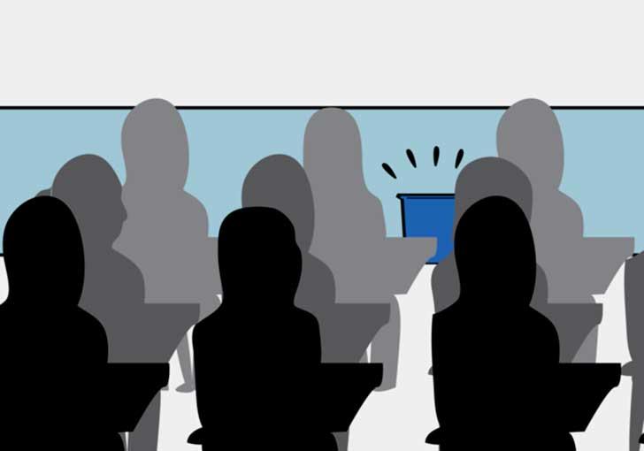 Gran experimento social en colegio, no creerás los resultados