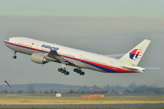 05 desapariciones extrañas, Vuelo 370 Malaysia Airlines.
