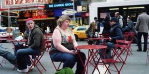 Chica obesa