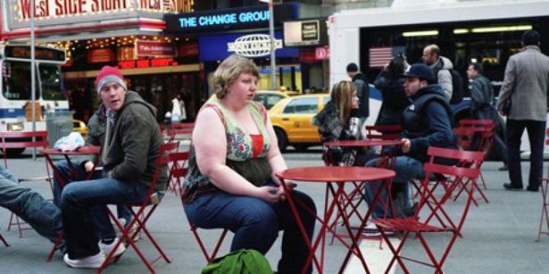 Chica plasma en fotografías el rechazo y su dolor por ser obesa