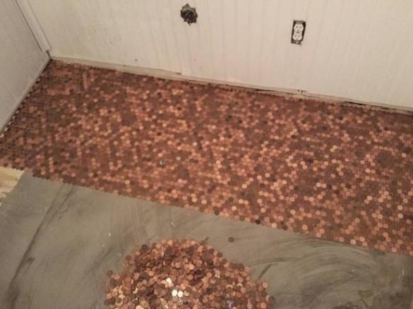 El bulto de monedas cada vez es más pequeño