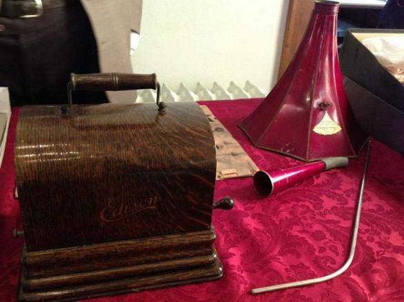 Gramafono marca Edison