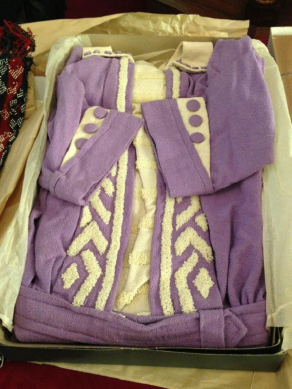 Vestido de mujer 1913