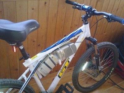 los problemas siempre tienen solucion,bicicleta con cornetas